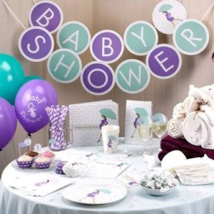 baby shower 英会話の english chat cafe 福岡